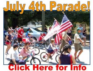 Chastain Park July 4th Parade